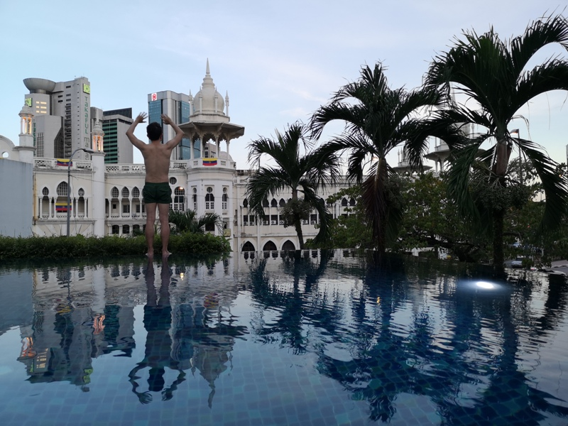 majestickl62 Kuala Lumpur-Majestic Hotel古典雅致 百年建築的的內涵 吉隆坡大華酒店