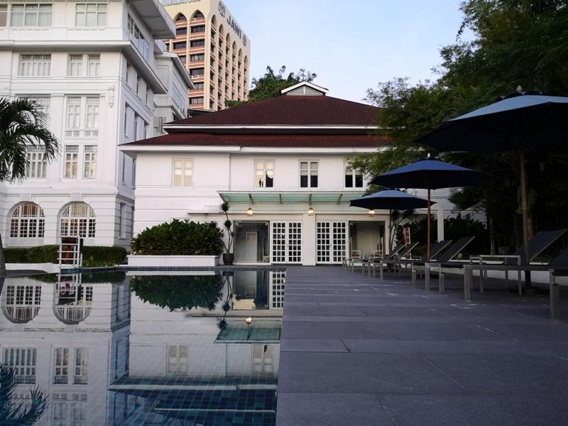 majestickl63 Kuala Lumpur-Majestic Hotel古典雅致 百年建築的的內涵 吉隆坡大華酒店