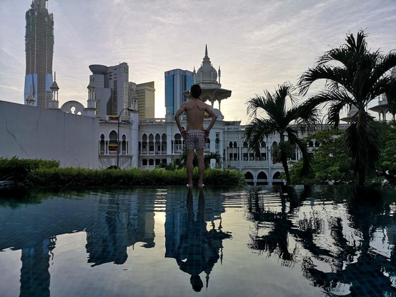 majestickl65 Kuala Lumpur-Majestic Hotel古典雅致 百年建築的的內涵 吉隆坡大華酒店