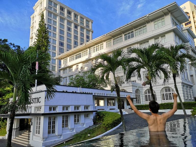 majestickl66 Kuala Lumpur-Majestic Hotel古典雅致 百年建築的的內涵 吉隆坡大華酒店