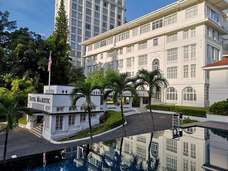 majestickl67 Kuala Lumpur-Majestic Hotel古典雅致 百年建築的的內涵 吉隆坡大華酒店
