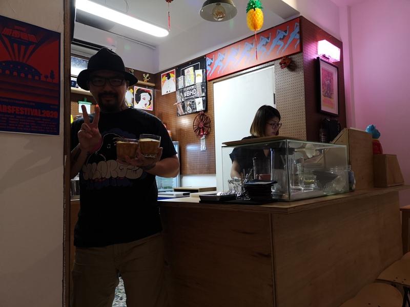 piupiupiu12 Kuala Lumpur-Piu Piu Piu Cafe小巧可愛吉隆坡小店 熱情日本老闆創意咖啡