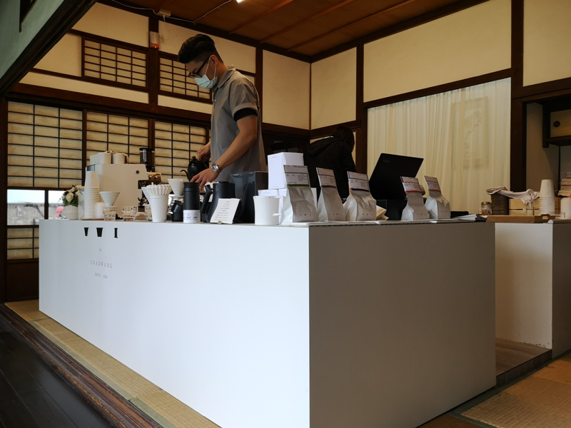 VWIcoffee03 新竹-辛志平校長故居 VWI by Chad Wang品古蹟也飲咖啡