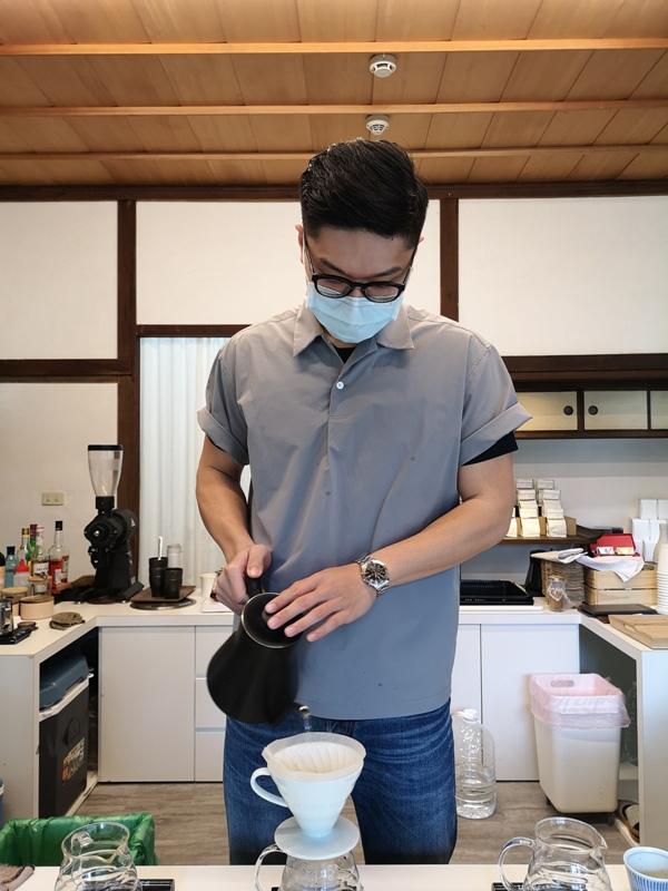 VWIcoffee09 新竹-辛志平校長故居 VWI by Chad Wang品古蹟也飲咖啡