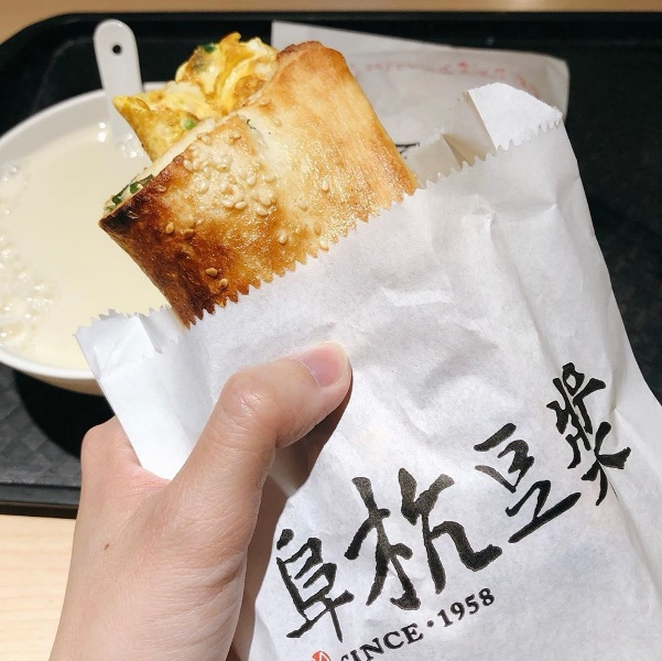 fuhang080117 中正-阜杭豆漿 必比登推薦 年輕歲月不小心錯過的名店