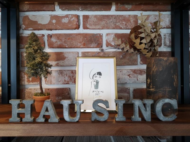 hausinc18 台中北區-HAUSINC CAFE簡約現代明亮舒適 一杯咖啡飲春光