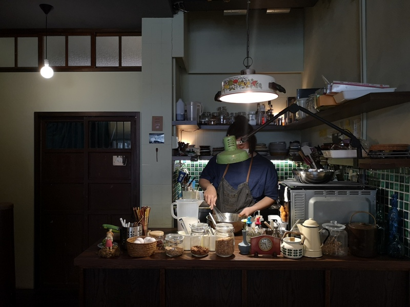 pallascafe10 大同-幻猻家珈琲 大稻埕靜巷內的手沖 靜謐有神祕感