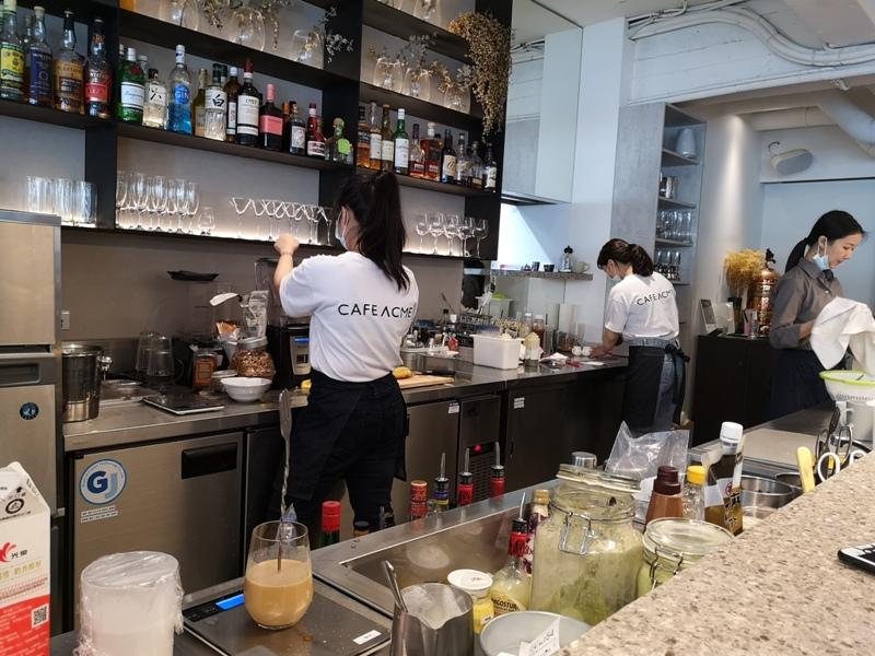 acme08 萬華-ACME Breakfast CLUB韓風網美店 輕鬆舒適