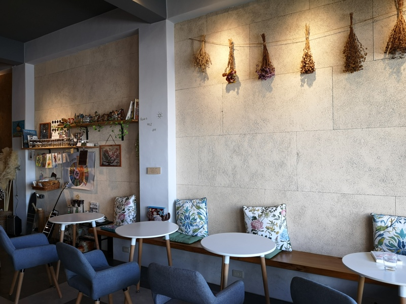 habitat05 竹東-Habitat Cafe 棲息地自烘精品咖啡 小帳棚好搭配