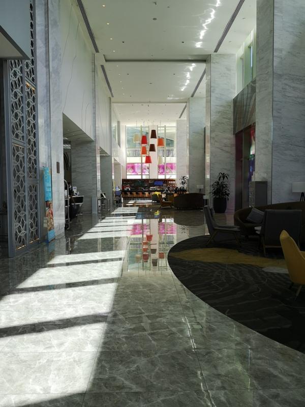 putrajayalemeridien23105 Putrajaya-Le Meridien經典艾美風格 但除購物中心外...還真沒啥...