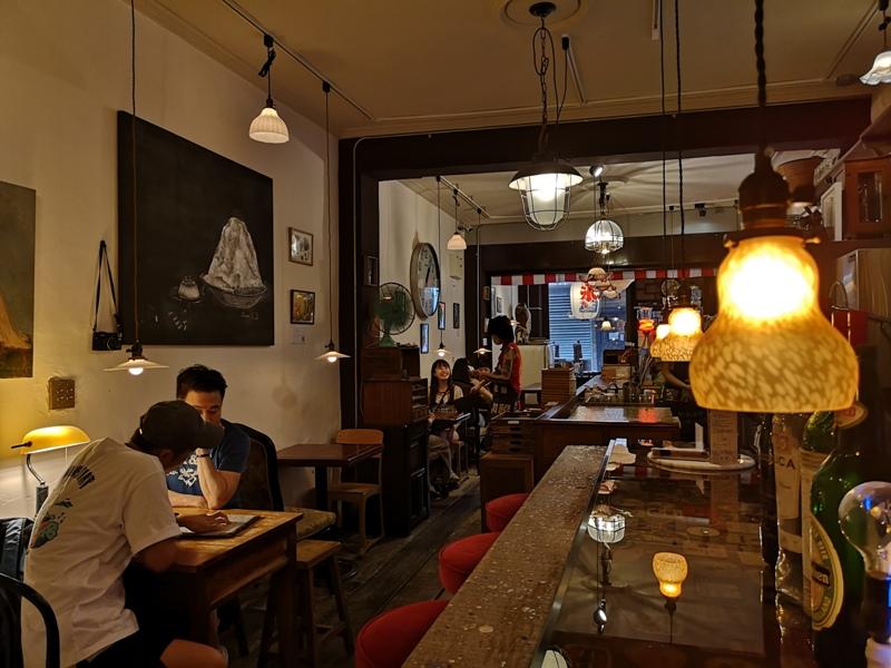 showaice13 大安-昭和浪漫冰室 日式風格台式冰品 小酒館的夏日清涼