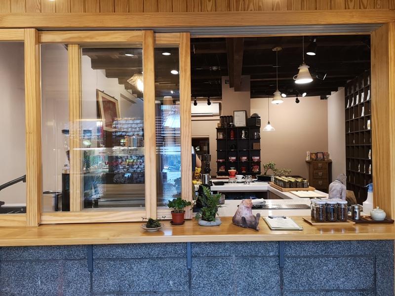 sixwood0203 北埔-六木珈琲焙煎所 老城小鎮 老宅咖啡飄日式風