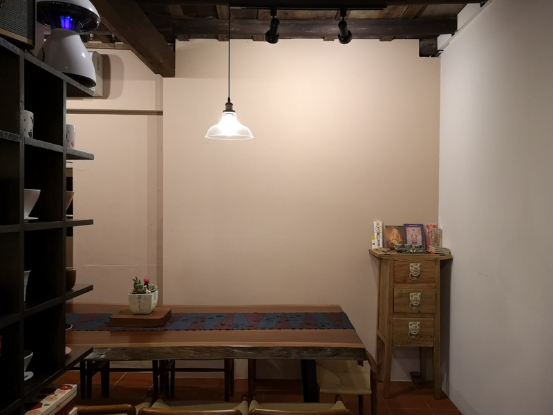 sixwood0204 北埔-六木珈琲焙煎所 老城小鎮 老宅咖啡飄日式風