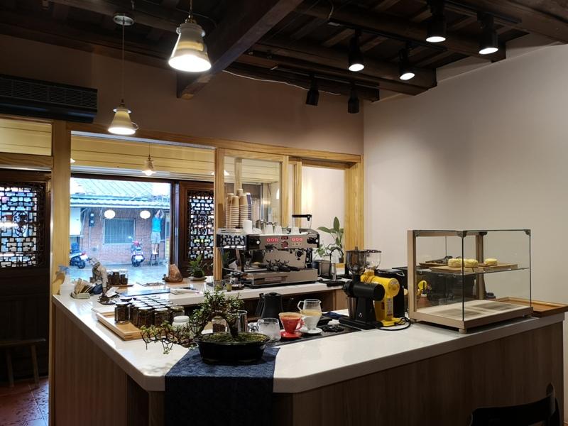 sixwood0206 北埔-六木珈琲焙煎所 老城小鎮 老宅咖啡飄日式風