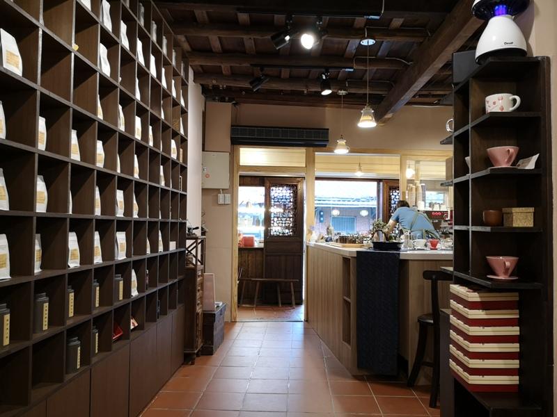sixwood0209 北埔-六木珈琲焙煎所 老城小鎮 老宅咖啡飄日式風