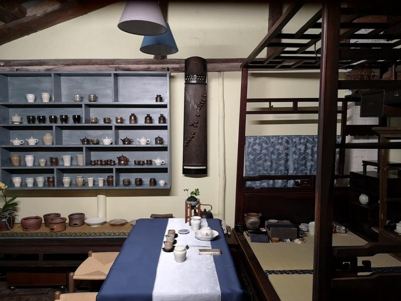 sixwood0216 北埔-六木珈琲焙煎所 老城小鎮 老宅咖啡飄日式風
