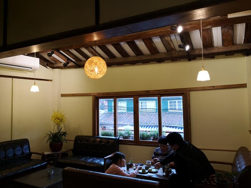 sixwood0219 北埔-六木珈琲焙煎所 老城小鎮 老宅咖啡飄日式風