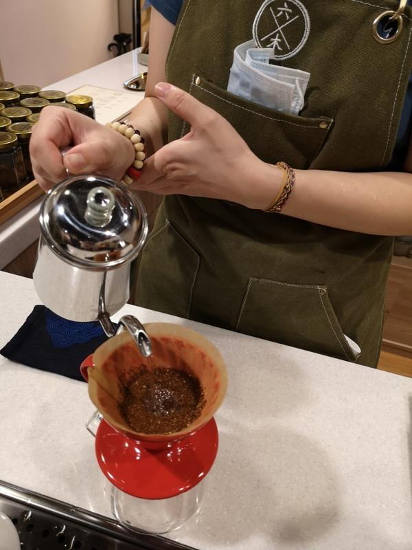 sixwood0220 北埔-六木珈琲焙煎所 老城小鎮 老宅咖啡飄日式風