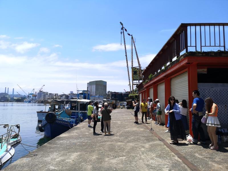 chengbin02 基隆-正濱漁港&阿根納造船廠 網紅景點...多拍幾張再走