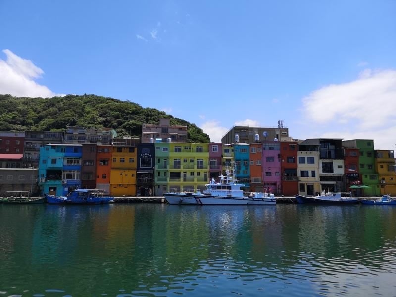 chengbin03 基隆-正濱漁港&阿根納造船廠 網紅景點...多拍幾張再走