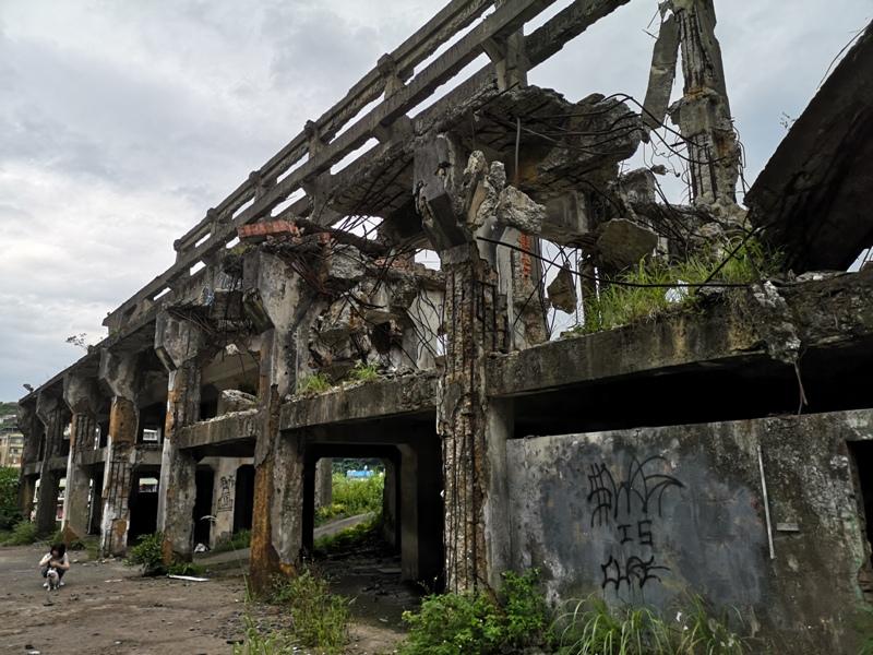 chengbin07-1 基隆-正濱漁港&阿根納造船廠 網紅景點...多拍幾張再走