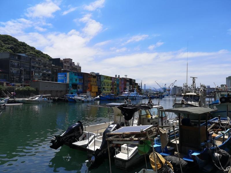 chengbin08 基隆-正濱漁港&阿根納造船廠 網紅景點...多拍幾張再走
