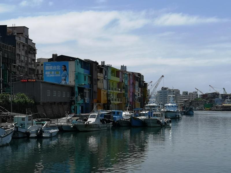 chengbin09 基隆-正濱漁港&阿根納造船廠 網紅景點...多拍幾張再走