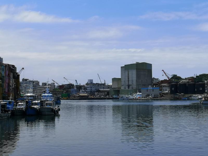chengbin10 基隆-正濱漁港&阿根納造船廠 網紅景點...多拍幾張再走
