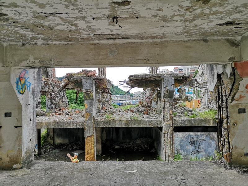 chengbin11-1 基隆-正濱漁港&阿根納造船廠 網紅景點...多拍幾張再走