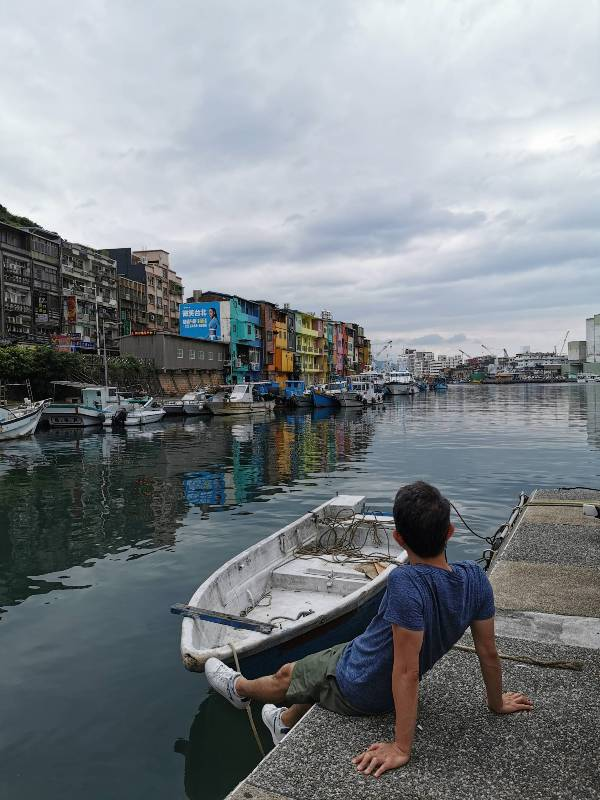 chengbin14 基隆-正濱漁港&阿根納造船廠 網紅景點...多拍幾張再走
