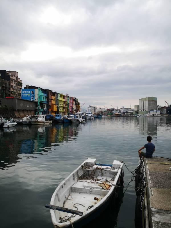 chengbin15 基隆-正濱漁港&阿根納造船廠 網紅景點...多拍幾張再走