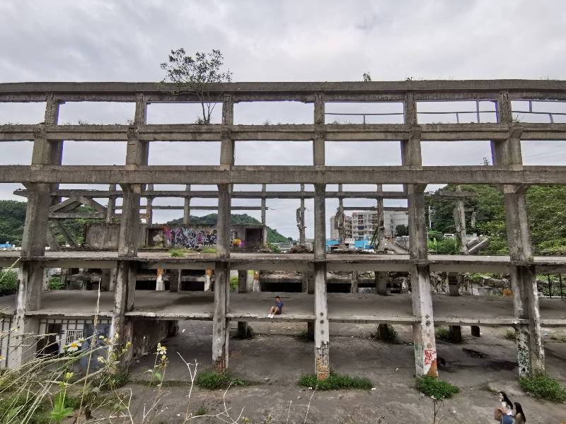 chengbin18 基隆-正濱漁港&阿根納造船廠 網紅景點...多拍幾張再走