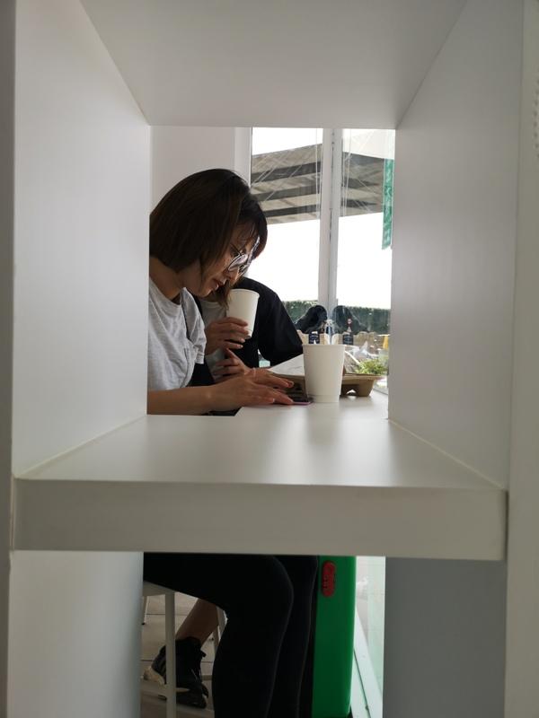 dateless13 三重-Dateless Coffee純白的時尚 不趕時間只有與朋友的輕鬆對談