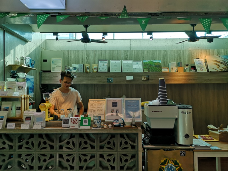 airkafe13 龍潭-Air Kafe老街復興計畫 菱潭街興創基地 最龍潭的小空間飲一杯清涼