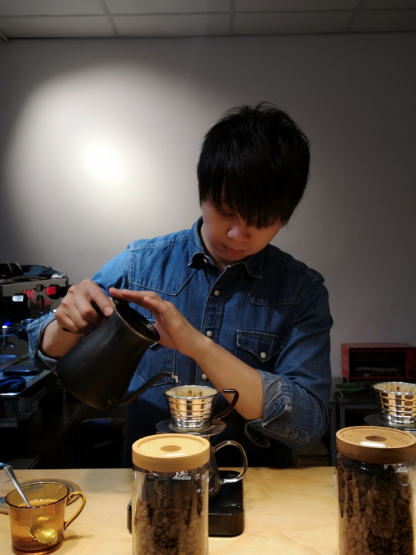 goodmanroaster15 士林-Goodman Roaster日本人推廣阿里山咖啡