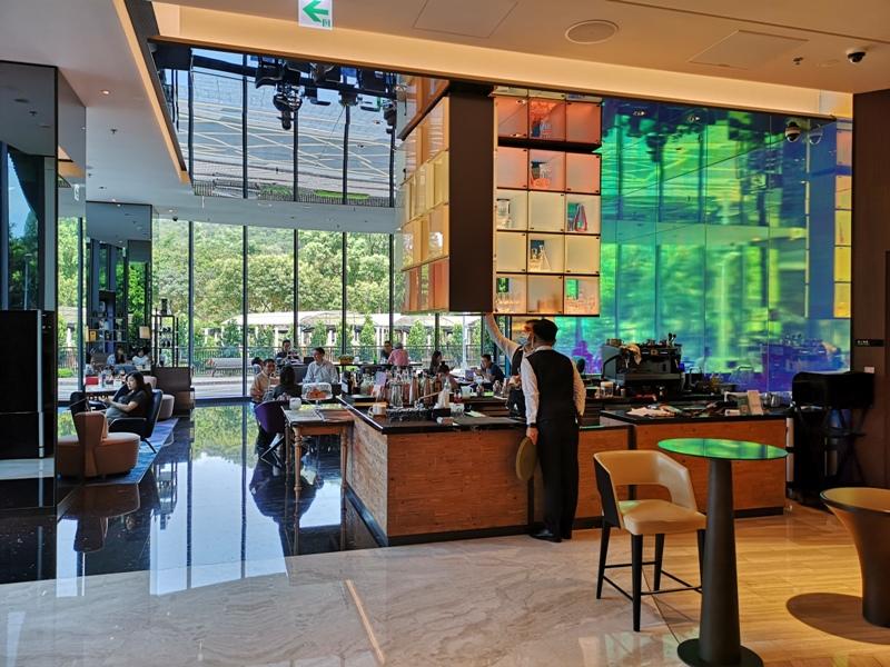 renaissancetaipei09 士林-萬麗酒店 新穎典雅 無邊際泳池網美風 中山北路的世外桃源