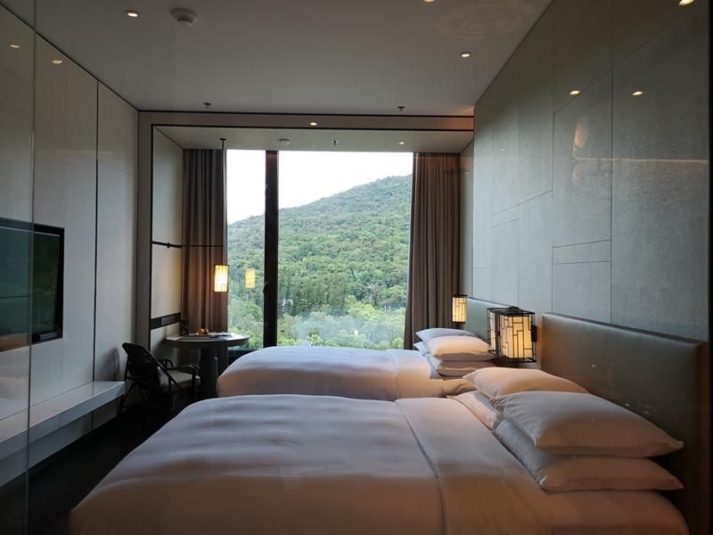renaissancetaipei22 士林-萬麗酒店 新穎典雅 無邊際泳池網美風 中山北路的世外桃源