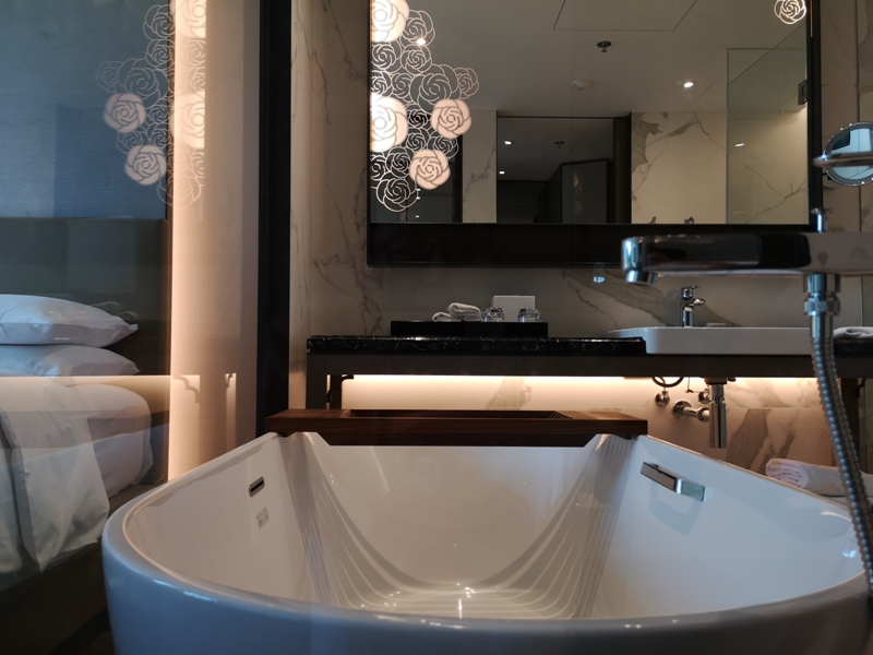 renaissancetaipei25 士林-萬麗酒店 新穎典雅 無邊際泳池網美風 中山北路的世外桃源