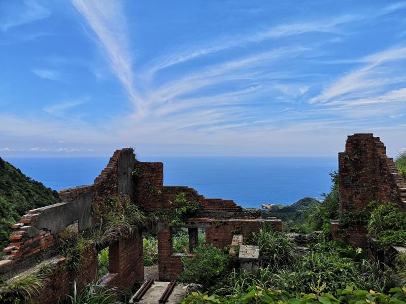 teapotmt.02 瑞芳-茶壺山 超美山海景觀