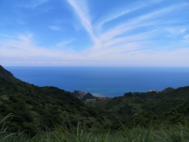teapotmt.09 瑞芳-茶壺山 超美山海景觀