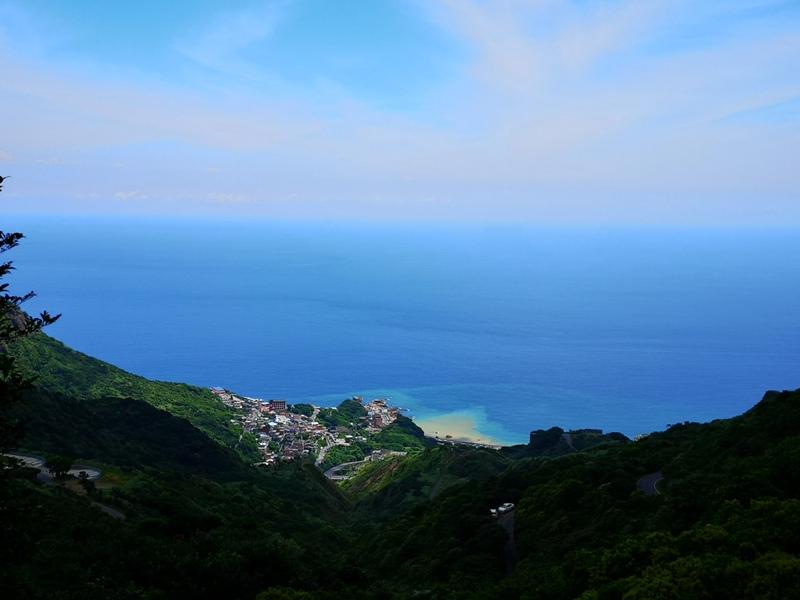 teapotmt.12 瑞芳-茶壺山 超美山海景觀