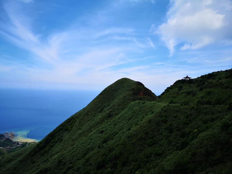teapotmt.16 瑞芳-茶壺山 超美山海景觀