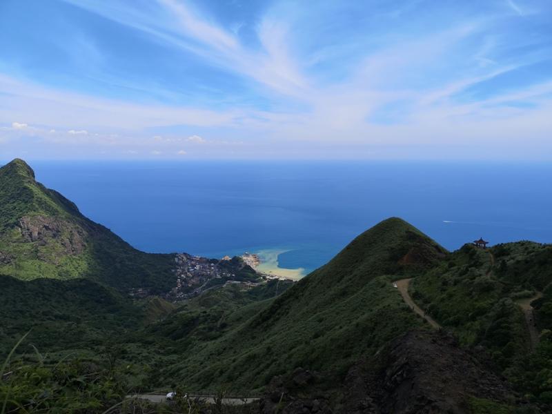teapotmt.19 瑞芳-茶壺山 超美山海景觀