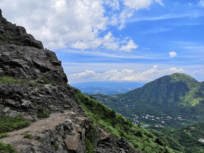 teapotmt.22 瑞芳-茶壺山 超美山海景觀