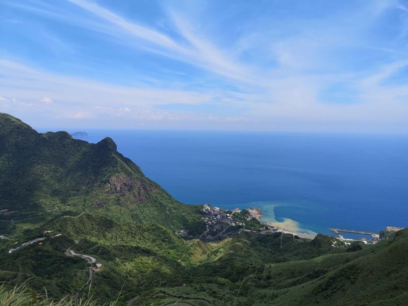 teapotmt.23 瑞芳-茶壺山 超美山海景觀