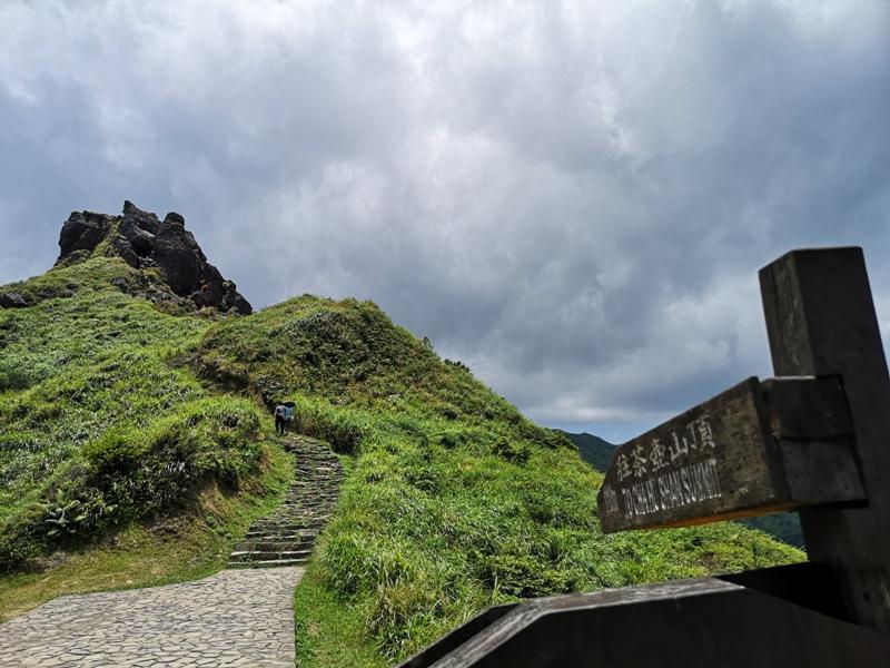 teapotmt.24 瑞芳-茶壺山 超美山海景觀