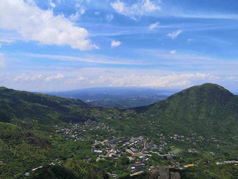 teapotmt.25 瑞芳-茶壺山 超美山海景觀