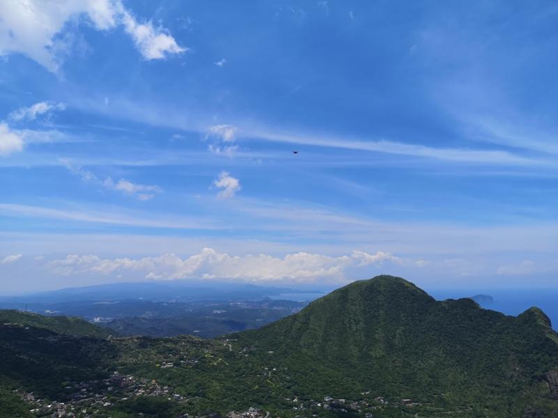 teapotmt.26 瑞芳-茶壺山 超美山海景觀