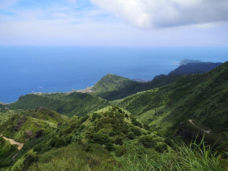 teapotmt.32 瑞芳-茶壺山 超美山海景觀