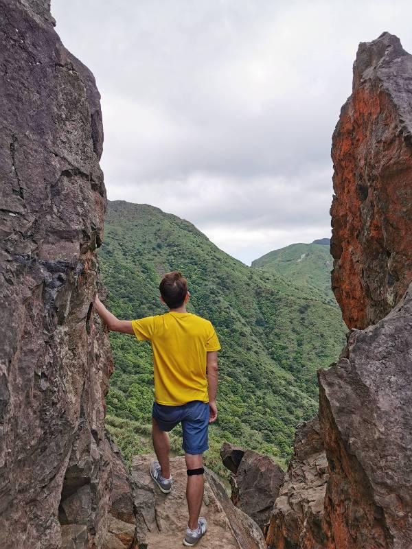 teapotmt.41 瑞芳-茶壺山 超美山海景觀